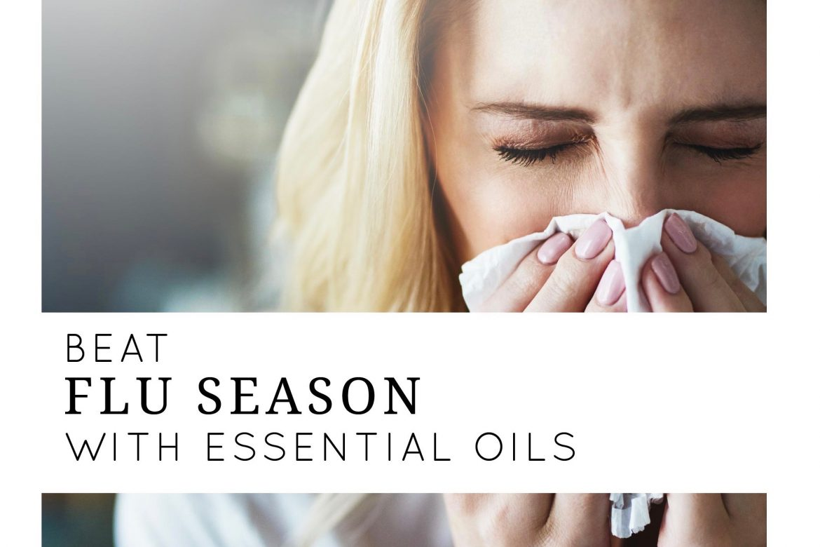 Beat the Cold and Flu Season with Essential Oils!