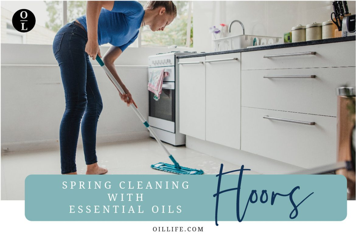 Spring Cleaning! ( Floors )