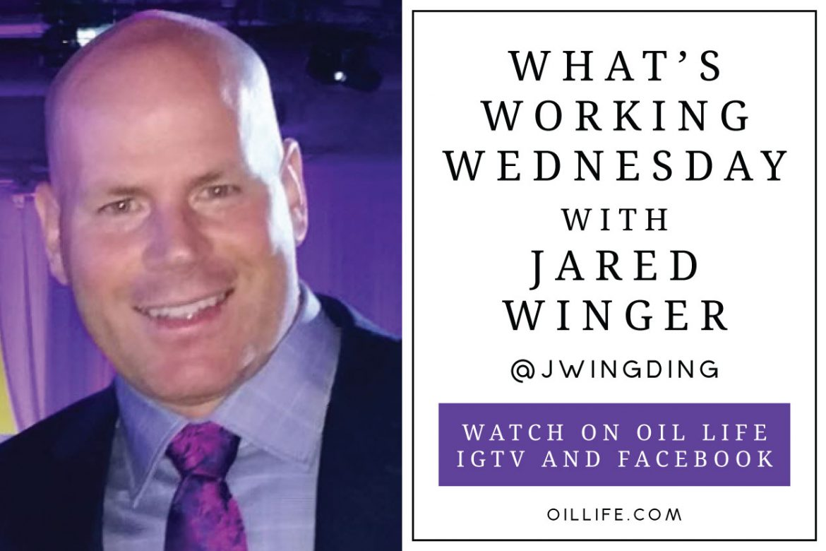 What's Working Wednesday with Jared Winger
