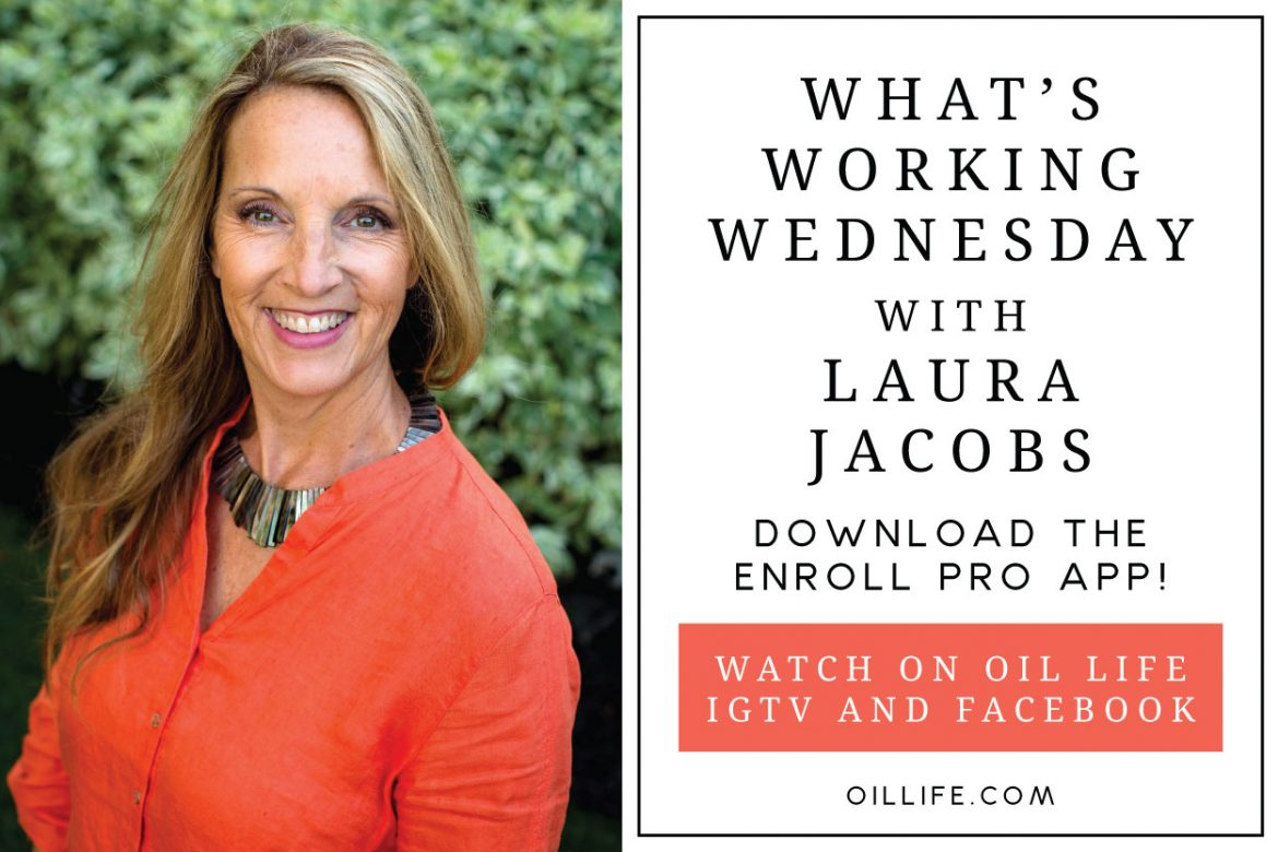 What's Working Wednesday with Laura Jacobs
