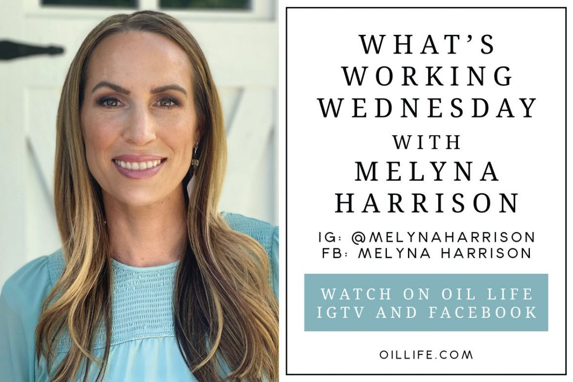 What's Working – Interview with Melyna Harrison