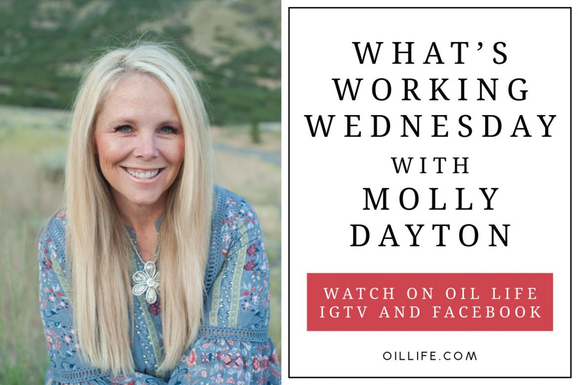 What's Working Wednesday – Interview with Molly Dayton